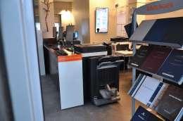 Drucken und Kopieren in CybeRyder
