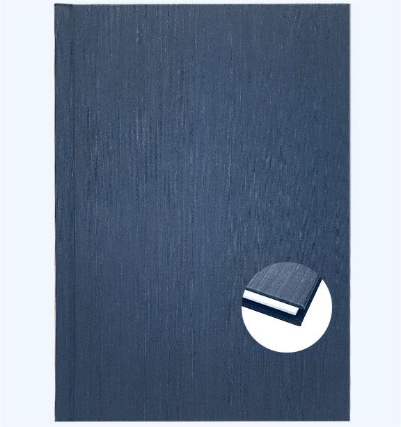 Hardcover-Leinen-DunkelBlau