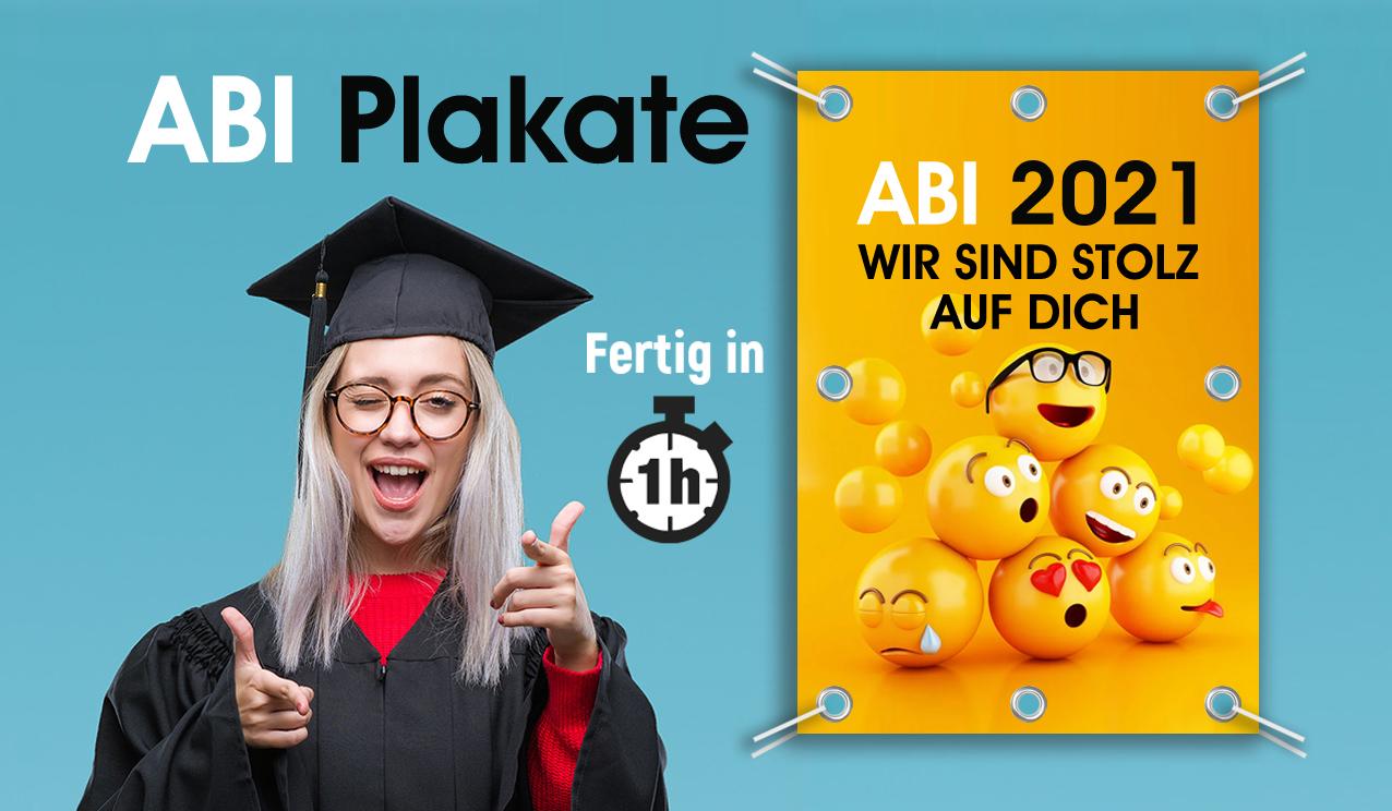 ABI Plakate Banner Schnell Sofor